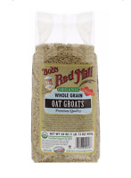 Bob's Red Mill: Organic Whole Grain Oat Goats--29 oz (1 LB 13 oz) (Pack of 4)