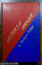 Letters of Marque by Rudyard Kipling 1891 Published in Allahabad,India FIRST ED.