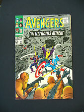 Avengers #36 VF 1967 Silver Age High Grade Marvel Comic