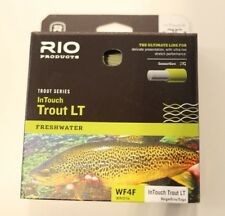 NEW RIO GRAND IN TOUCH INTOUCH WF-5-F #5 WEIGHT FORWARD FLOATING FLY LINE