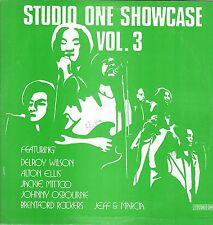 """ STUDIO ONE SHOWCASE VOL.3. "" various artists. JA  L.P."