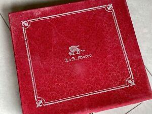 Piatto Torta La S. Marco Venezia Venice Argento Silver Plated 900 Posate The
