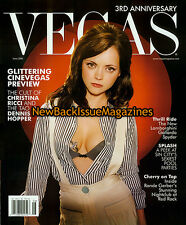 Vegas 6/06,Christina Ricci,Cindy Crawford,Randy Gerber,Tiger Woods,June 2006,NEW