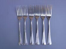 Oneida Oneidaware ALLEGIANCE Dinner Forks Set of 6