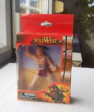 INDIAN WARIOR RARE ORIGINAL FIGURE NEW IN THE BOX