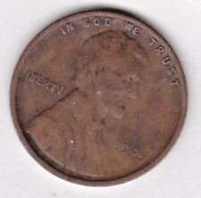 1909 LINCOLN CENT in VERY GOOD condition (1st year of issue) stk b