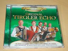 CD Gold-Edition 2005 tiroler Echo AUTRICHE