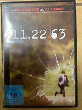 11.22.63: Staffel 1 von James Franco,sarah Gadon,cherry Jones (DVD, 2016)