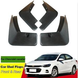 For Chevrolet cavalier Car Mud Flaps Splash Guard Mudguard Mudflaps ABS Fender