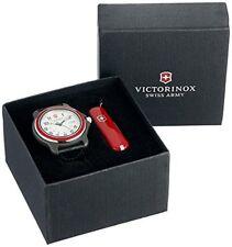 Victorinox Men's 249085.1 Original XL Swiss Quartz Watch Black with Army Knife