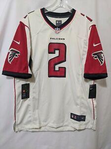 NWT Nike Atlanta Falcons Matt Ryan Mens Limited On-Field Jersey White Sz L