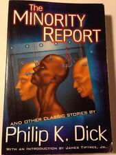 PHILIP K DICK @ THE MINORITY REPORT AND OTHER CLASSIC STORIES VG!