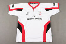 Rugby Union Jersey Shirt ULSTER RUGBY Kukri 2014/2015 Home Size XL