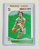 Carsen Edwards 2019-20 Panini NBA Hoops Rookie Card RC No.227 Boston Celtics