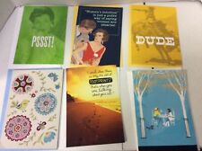 Lot of 12 Greeting Cards and Blank Note Cards Mixed Occasions