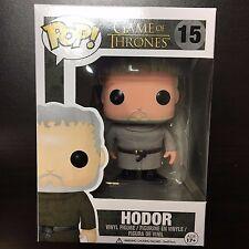 Funko POP Game of Thrones Hodor Vaulted Mint Box