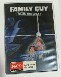 Family Guy - Blue Harvest (DVD, 2008, Region 4)
