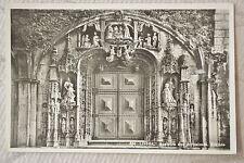 "CPSM "" LISBOA - Mosteiro dos Jeronimos. Portico"