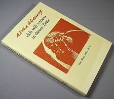 """Käthe Kollwitz """" Ich will wirken in dieser Zeit """" 1981 Auswahl aus Tagebüchern a"""