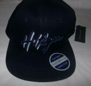 NWT MENS TOMMY HILFIGER BASEBALL CAP/HAT~NAVY~OS