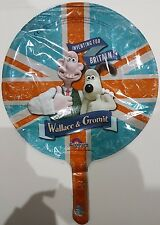 WALLACE AND GROMIT Balloon Birthday Helium Foil Balloon Party Decoration