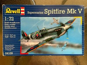 1/72 Revell Supermarine Spitfire Mk. V #04109