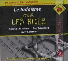 Le Judaïsme pour les Nuls Livre Audio VDB MP3