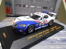 DODGE CHRYSLER VIPER GTS R Le Mans 1998 #51 Lamy BERETTA Archer MOBIL 1 Ixo 1:43