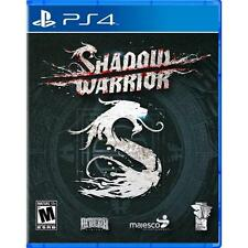 Shadow Warrior - PlayStation 4 VideoGames