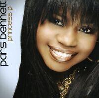 Paris Bennett - Princess P [New CD]