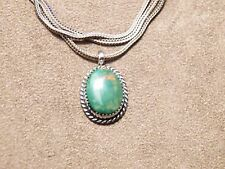 Turquoise Sterling Silver Fine Jewellery