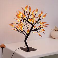 LED Cherry Blossom Desk Bonsai Tree Light Lamp Home Xmas Christmas Décor 56 LEDs