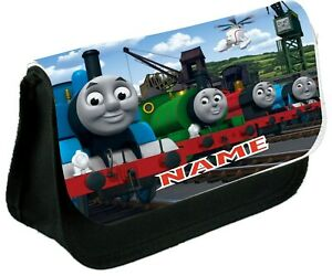 THOMAS THE TANK ENGINE AND FRIENDS #1  Personalised Pencil Case, make up bag,