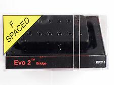 DiMarzio F-spaced Evo 2 Bridge Humbucker W/Black Cover DP 215
