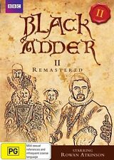 Black Adder : Vol 2 (DVD, 2010)