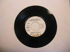 Wanda Jackson I Don't Know How To Tell Him/Your Memory Comes And Gets Me 45 RPM
