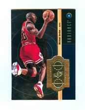 MICHAEL JORDAN 1998-99 SPX FINITE  #1 RADIANCE #4465/5000