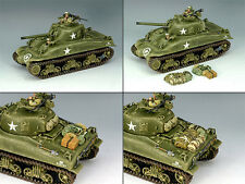 """King and (&) Country DD093 - """"Classic"""" Sherman - Retired"""