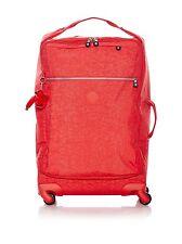 Kipling Darcey 4 Wheeled Trolley Suitcase Spinner Cardinal Red K1526110P RRP£148