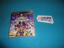 Kingdom Hearts II.5 HD Remix Sony Playstation 3 Española Primera Edición 2.5 PS3