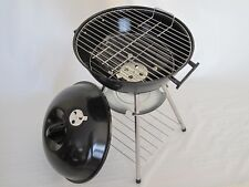 "17"" Portable Kettle Charcoal BBQ Outdoor Grill"