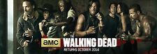 The Walking Dead Season 5 TV Poster 12x34- Andrew Lincoln, Danai Gurira Michonne