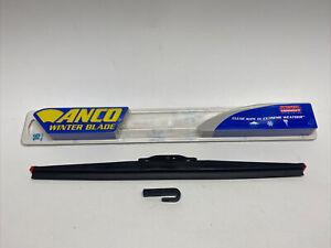 "1 New ANCO 30-16 Premium Winter Metal Windshield Wiper Blade - 16"" Made in USA"