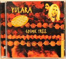 Yulara Cosmic Tree CD NICE Smooth Jazz Spiritual Rhythm World Beat New Age VG++