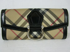 BURBERRY Womens Wallet Purse