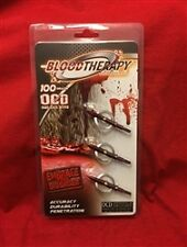 Blood Therapy Broadheads - The OCD 100gr (3 pack)