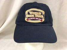 trucker hat baseball cap World Beer Tour 110 Beers retro vintage rare nice cool