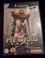 Metroid Prime (Nintendo GameCube, 2003, DVD-Box)