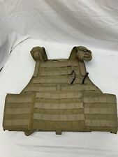 Early Eagle Industries EIPC Plate Carrier With PACA Armor Package Khaki L/XL