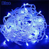 White RGB Christmas Fairy String Lights Wedding Xmas Party Outdoor Decor Lamp